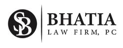Bhatia Law Firm, PC Logo